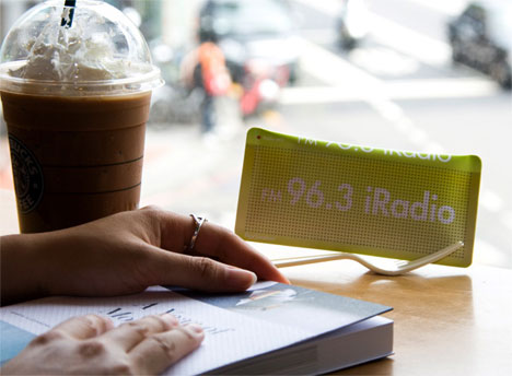 Flexio-radio
