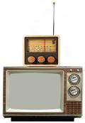 Radio on TV