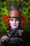Depp as Mad Hatter