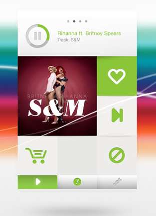 Aupeo iPad app