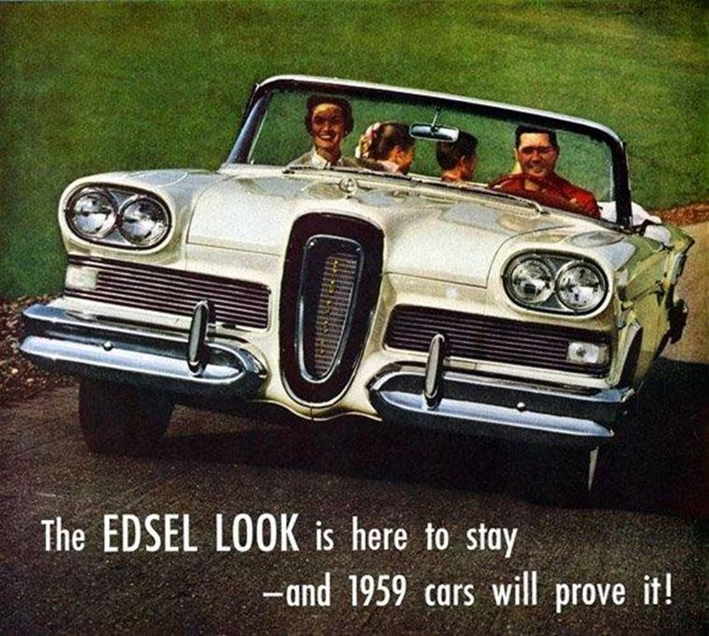 Edsel 1959