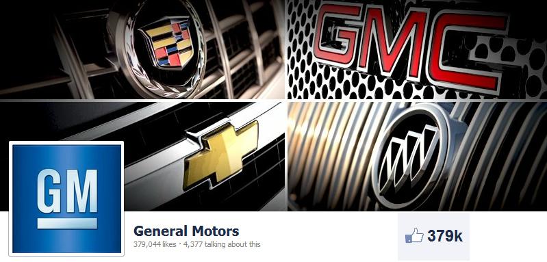 GM Facebook